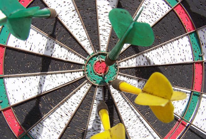 Art Target Practice
